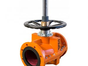 Valves - slurry, water, steam